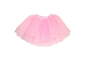 Costume fille ~Jupe Tutu Skirt rose pâle~