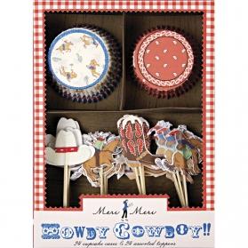 Far West ~Cupcake kit~