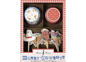 Far West ~Kit pour cupcakes~