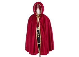 Knight ~Musketeer cape - reversible~