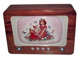 Jouet ~Boîte Vintage TV~