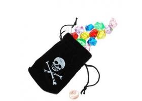 Pirate ~Bourse de pirate avec pierres précieuses~