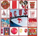 Party Pack ~Circus Party Pack - For 8 kids
