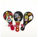 Activités Cirque - Coloriage d'un tap ball